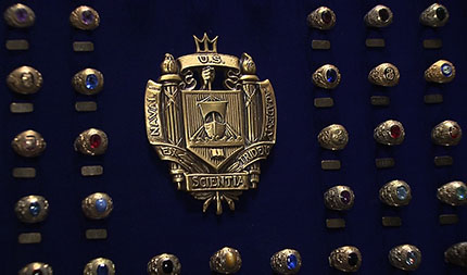 Object 16: Naval Academy Class Rings :: A History of the ...