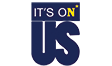 It's on us campaign logo
