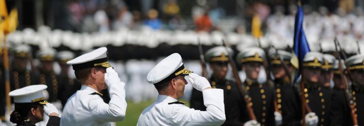 Commandant of midshipmen