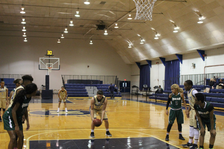 Women S Basketball Schedules Results Naval Academy