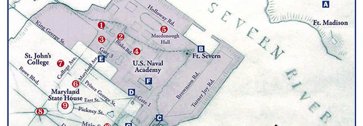People USNA News Center USNA People USNA - Us naval academy campus map