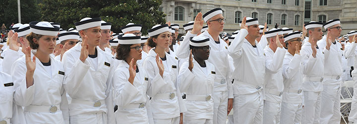Image for USNA PLEBE SUMMER DATE SHIFTS