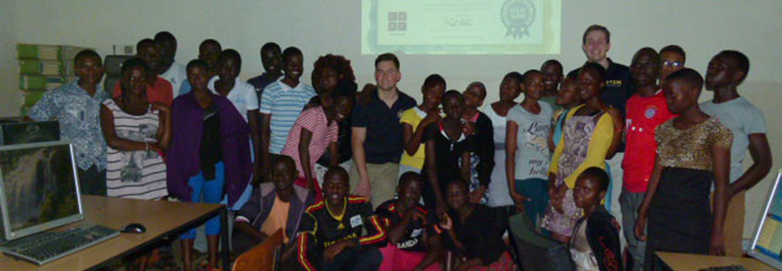 Image for Midshipmen Teach Technical Entrepreneurial Workshop in Uganda