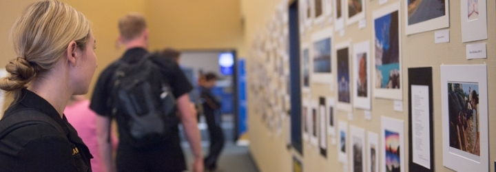 Image for Naval Academy Library Opens Midshipmen Art and Poetry Exhibit