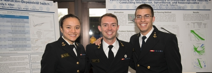 Image for Naval Academy Hosts Sixth Annual Capstone Day