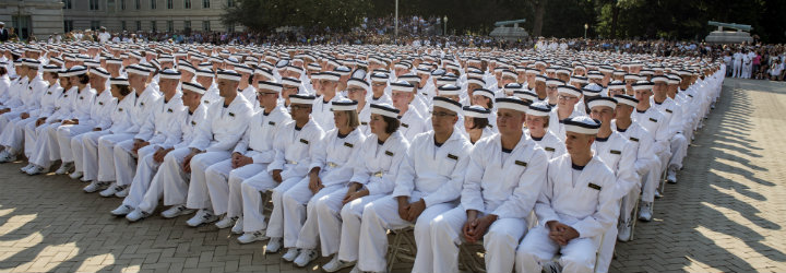 Class of 2022 Induction Day - June 28 :: USNA News Center