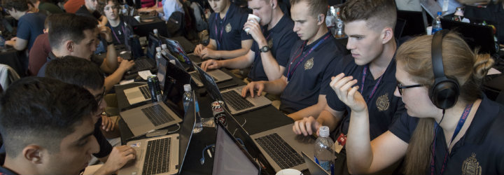 Image for MIDSHIPMAN DISCOVERS THREAT IN 3D PRINTER DURING CYBER SECURITY CHALLENGE