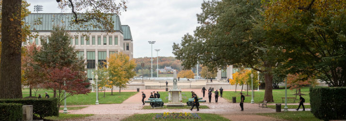 Image for AN UPDATE FROM THE U.S. NAVAL ACADEMY'S OFFICE OF ADMISSIONS