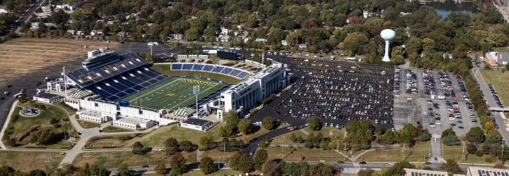 Image for Governor Hogan, U.S. Naval Academy Announce Brigade of Midshipmen to Attend Navy vs. Temple Football Game