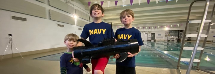 Image for How a Midshipman Helped Bring a Family's Vision to Life During the COVID-19 Quarantine