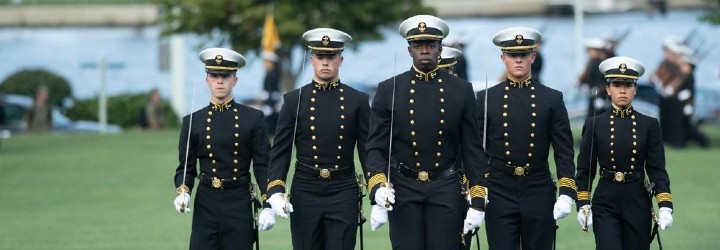 Image for USNA Welcomes New Brigade Commander
