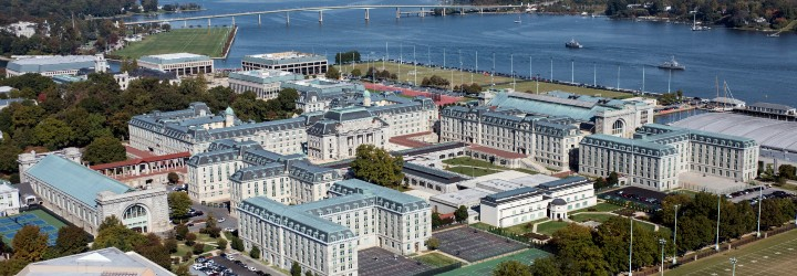 Image for 89th U.S. NAVAL ACADEMY COMMANDANT ANNOUNCED