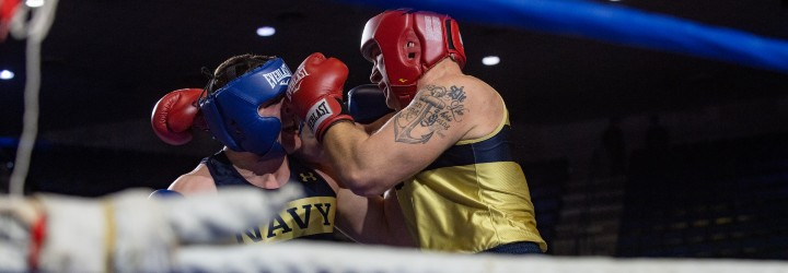 Image for 80th ANNUAL BRIGADE BOXING CHAMPIONSHIPS