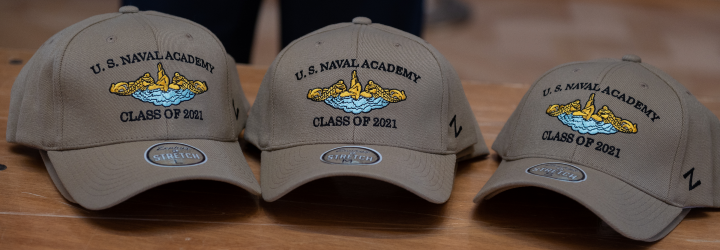 Image for NAVAL ACADEMY CLASS OF 2021 OBTAIN CAREER ASSIGNMENTS
