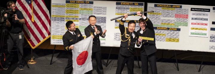 Class of 2019 Ship Selection Recap :: USNA News Center :: USNA