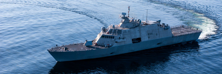 Image for FUTURE USS SIOUX CITY (LCS 11) SET FOR ANNAPOLIS COMMISSIONING