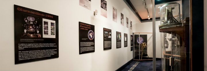 """Image for NEW """"SEA, SUN, AND SPACE"""" EXHIBITION OPEN AT NAVAL ACADEMY MUSEUM"""