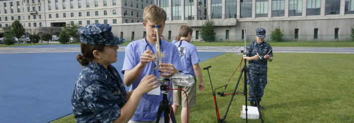 Image for Summer STEM Program Now Accepting Applications