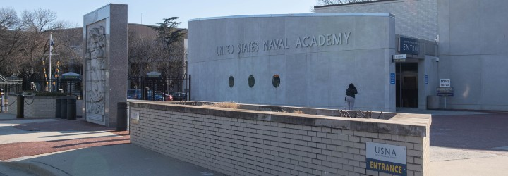 Image for  NAVAL ACADEMY TO RETURN TO HPCON A, PUBLIC VISITATION