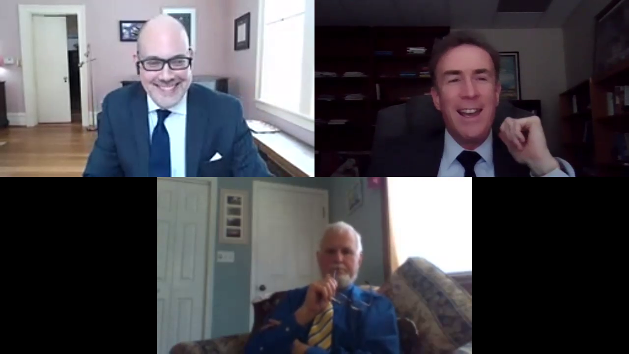 Image for McCain Virtual Conference 2021, Day 7 - Dr. Ed Barrett, Dr. George Lucas, Dr. Jens David Ohlin - Ethics, Cyber Operations and Election Manipulation
