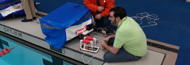 "Image for ""Engineering to Explore the Ocean"", Dayton Educator Workshop"