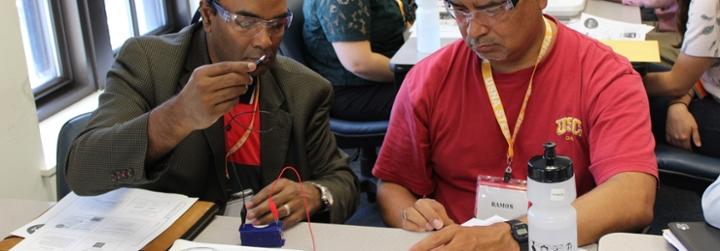 Image for DoD STEM Outreach Workshop