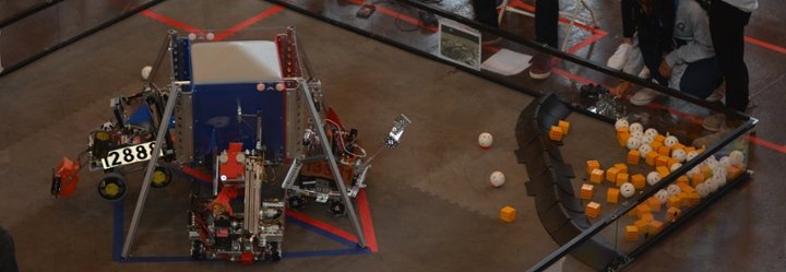 Image for FIRST Robotics Tournament