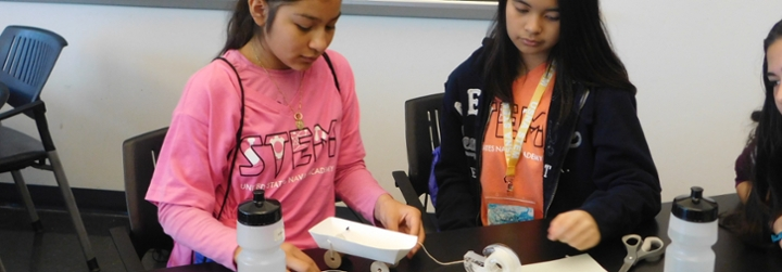 Image for Girls Tech Camp