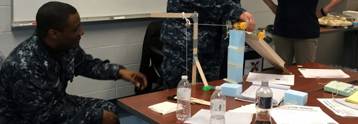 Image for STEM Outreach Workshop at Naval Station Great Lakes