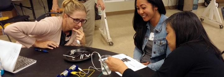 Image for STEM Educator Workshops, Hawaii