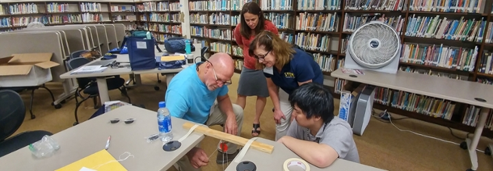Image for Hawaii STEM Educator Workshops