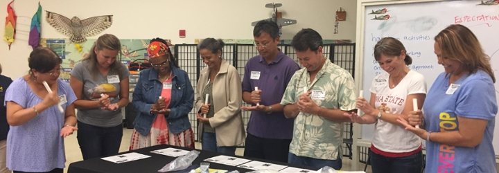 Image for STEM Workshop and Outreach in Hawaii