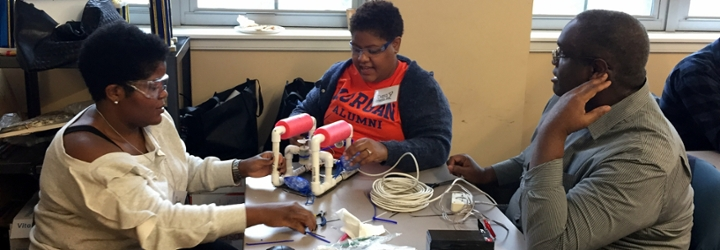 Image for SeaPerch Educator Workshop at Morgan State