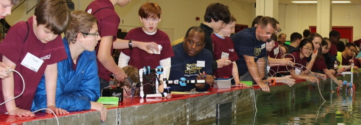 Image for Maryland Regional SeaPerch Challenge