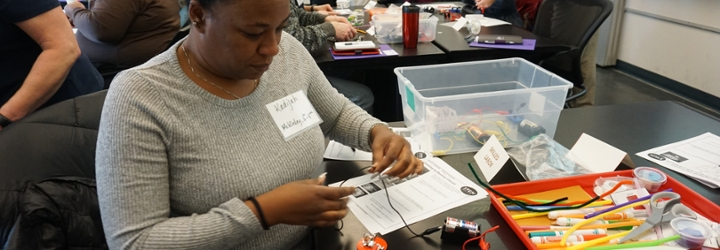 Image for STEM Educator Training