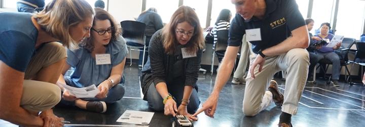 Image for STEM Educator Training Fall 2018