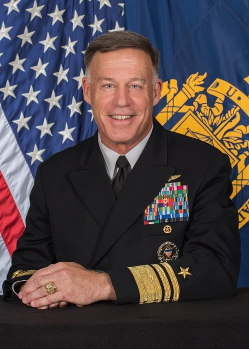 Biography of the Superintendent :: Public Affairs Office :: USNA