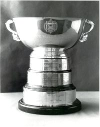 The Blue Water Bowl Trophy