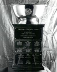 The Cornelius Shields Sr. Trophy