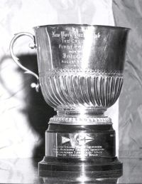The New York Yacht Club Cruise Trophy