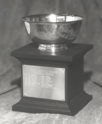 The Rear Admiral Harold E. Parker Trophy