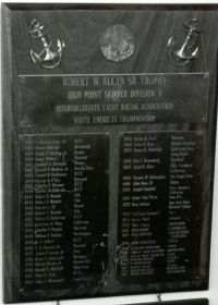 The Robert M. Allan Sr. Trophy