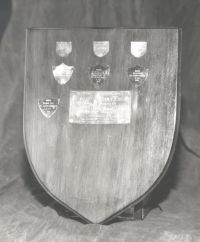The Scarritt Adams Shield Trophy