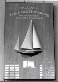 The Sailtramid Taber-McWethy Trophy