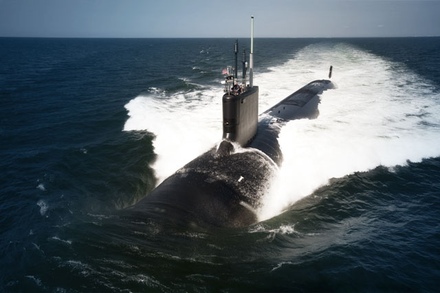 submarine force submarine warfare usna