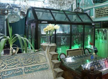 Tomb of Ibn Arabi