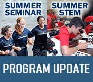 Summer programs at USNA