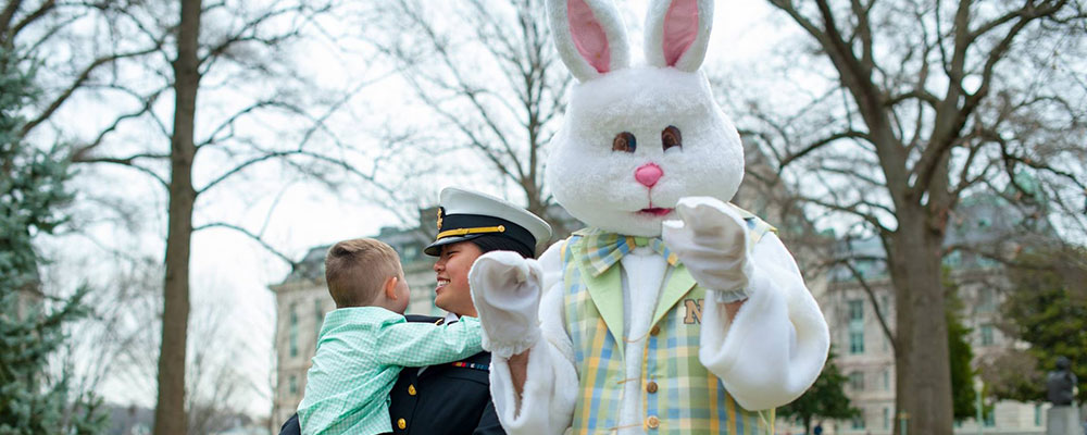 Easter at USNA